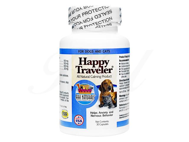 (ArkNaturals) Happy Traveler 30caps